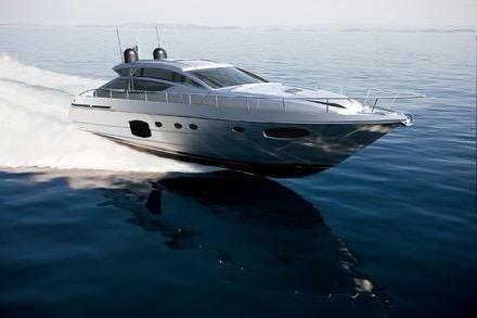 Used Pershing 62' Express Cruiser Boat For Sale