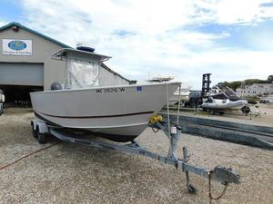 Used Pacific Boats 2325v Commercial Boat For Sale