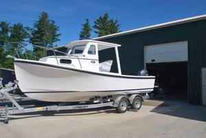 New Eastern 22 SISU Cuddy Cabin Boat For Sale