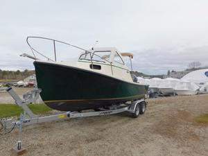 New Eastern 22 SISU Bass Cuddy Cabin Boat For Sale