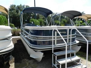 New Ranger 200 C200 C Pontoon Boat For Sale