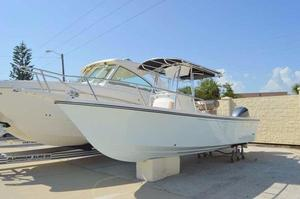 New Parker 2300 Center Console Center Console Fishing Boat For Sale