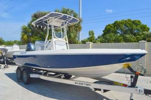 New Skeeter SX2250 Center Console Fishing Boat For Sale