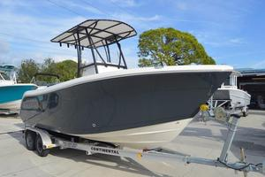 New Cobia 201cc201cc Center Console Fishing Boat For Sale