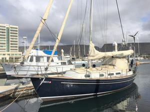 Used Able 34 Cutter Sailboat For Sale