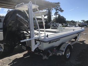 Used Ranger 184 Ghost Freshwater Fishing Boat For Sale