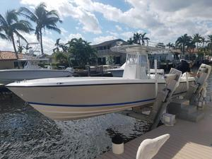 Used Contender 31 Open W/2015 Suzuki's Saltwater Fishing Boat For Sale
