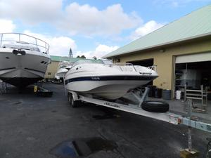 Used Ebbtide 2400 Fun Cruiser DC Bowrider Boat For Sale