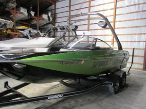 Used Malibu Boats Llc 20 VTX wakesetter Ski and Wakeboard Boat For Sale