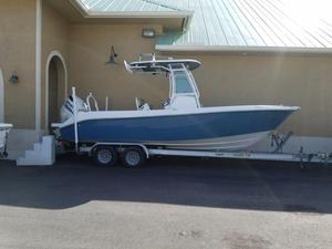 Used Everglades 230 CC Saltwater Fishing Boat For Sale