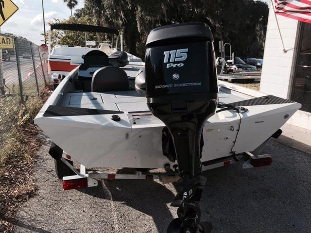 2015 New Ranger Rt-188 Aluminum Fishing Boat For Sale