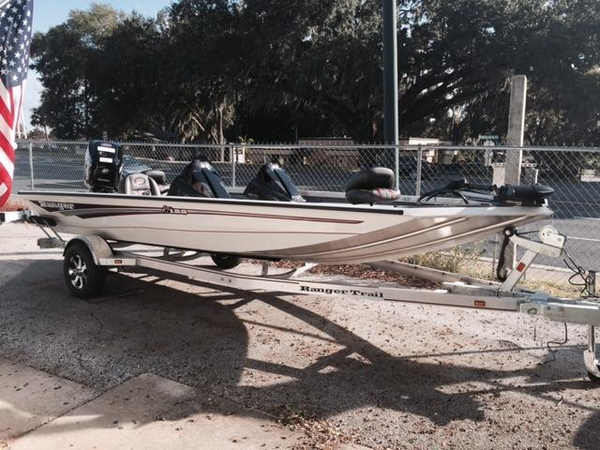 New Ranger RT-188 Aluminum Fishing Boat For Sale