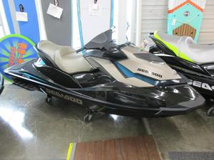 New Sea-Doo GTI Limited 155 Jet Boat For Sale