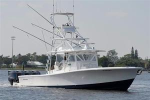 Used Regulator 41 Center Console Fishing Boat For Sale