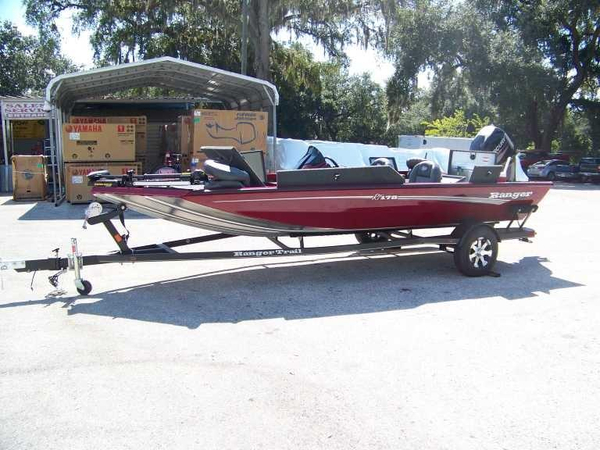 New Ranger RT-178 Bass Boat For Sale