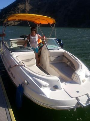 Used Chaparral Sunesta 216 Bowrider Boat For Sale