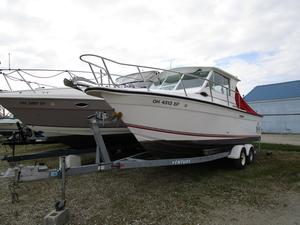 Used Baha Cruisers 251 GLE HT Aft Cabin Boat For Sale
