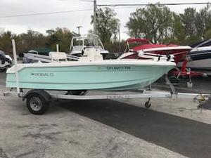 Used Robalo R160 ccR160 cc Center Console Fishing Boat For Sale