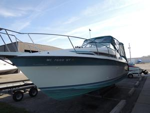 Used Carver 2557montego Cruiser Boat For Sale