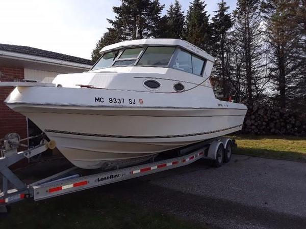 Used Sportcraft 272 Sportfish Cuddy Cabin Boat For Sale