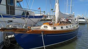 Used Ta Shing Baba 35 Flying Dutchman Cruiser Sailboat For Sale
