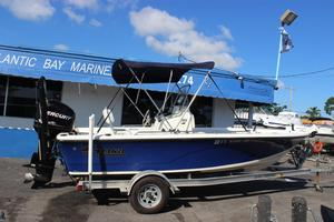 Used Mako 1901 Inshore1901 Inshore Center Console Fishing Boat For Sale