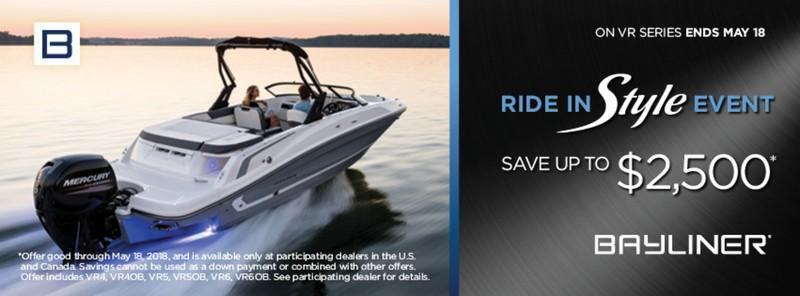 2018 New Bayliner VR5 BowriderVR5 Bowrider Boat For Sale