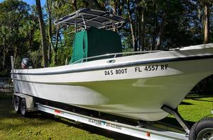 Used Panga Mimsa 27 CC Center Console Fishing Boat For Sale
