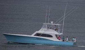 Used Custom Carolina Cap-N-Squid Convertible Fishing Boat For Sale