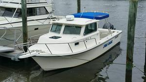 Used Parker 2520 XL Pilothouse Boat For Sale