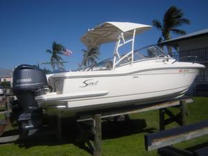 Used Scout 245 Dorado Bowrider Boat For Sale