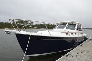 Used Back Cove 37 Cruiser Boat For Sale