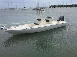 Used Skeeter Sx240 Center Console Fishing Boat For Sale