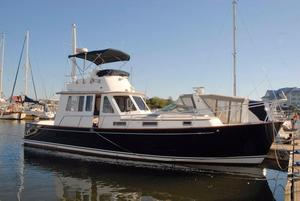 Used Legacy Yachts 40 Downeast Fishing Boat For Sale
