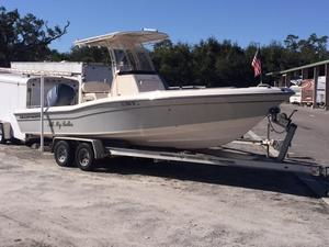 Used Grady-White 251 Coastal Explorer Saltwater Fishing Boat For Sale