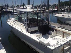 Used Tiara 2700 Open (excellent Condition!) Sports Fishing Boat For Sale