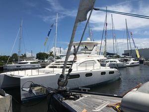 Used Leopard 47 PC Owners Version Power Catamaran Boat For Sale