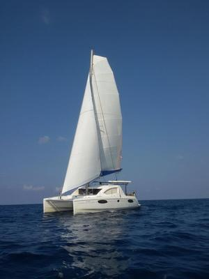 Used Leopard 38 Catamaran Sailboat For Sale