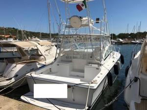 Used Luhrs 28 Hard Top Sports Fishing Boat For Sale