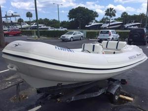 Used Nautica Rib Jet Tender Boat For Sale
