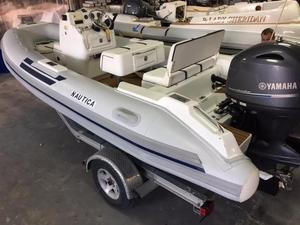 Used Nautica Widebody Tender Boat For Sale