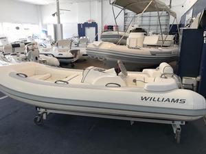 Used Williams Jet Tenders Turbojet 325 Tender Boat For Sale