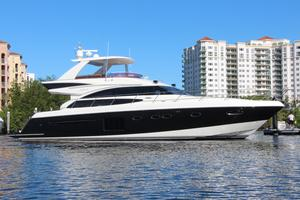 Used Princess 64 Flybridge Motor Yacht For Sale