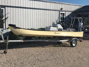 Used Gheenoe Low Tide 25 Saltwater Fishing Boat For Sale