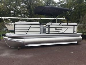 New Godfrey SW 2086 CSW 2086 C Pontoon Boat For Sale