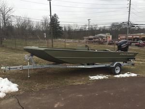 New Crestliner 2070 Retriever SC2070 Retriever SC Utility Boat For Sale