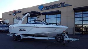 New Malibu 23 LSV Ski and Wakeboard Boat For Sale