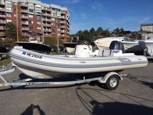 Used Ab Inflatables 17' VST OCEANUS Inflatable Boat For Sale