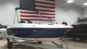 New Bayliner 160 Element Deck Boat For Sale