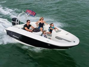 New Bayliner Element E16 Deck Boat For Sale